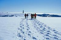 Schneeschuhtrail Feldberg groß