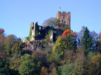 Burgruine Kastelburg